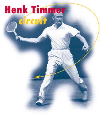 Henk Timmer Circuit